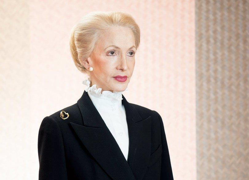 I love working! 女性は外で働くべきよ。頭を使ってね -商法弁護士・バーバラ・ジャッジさん