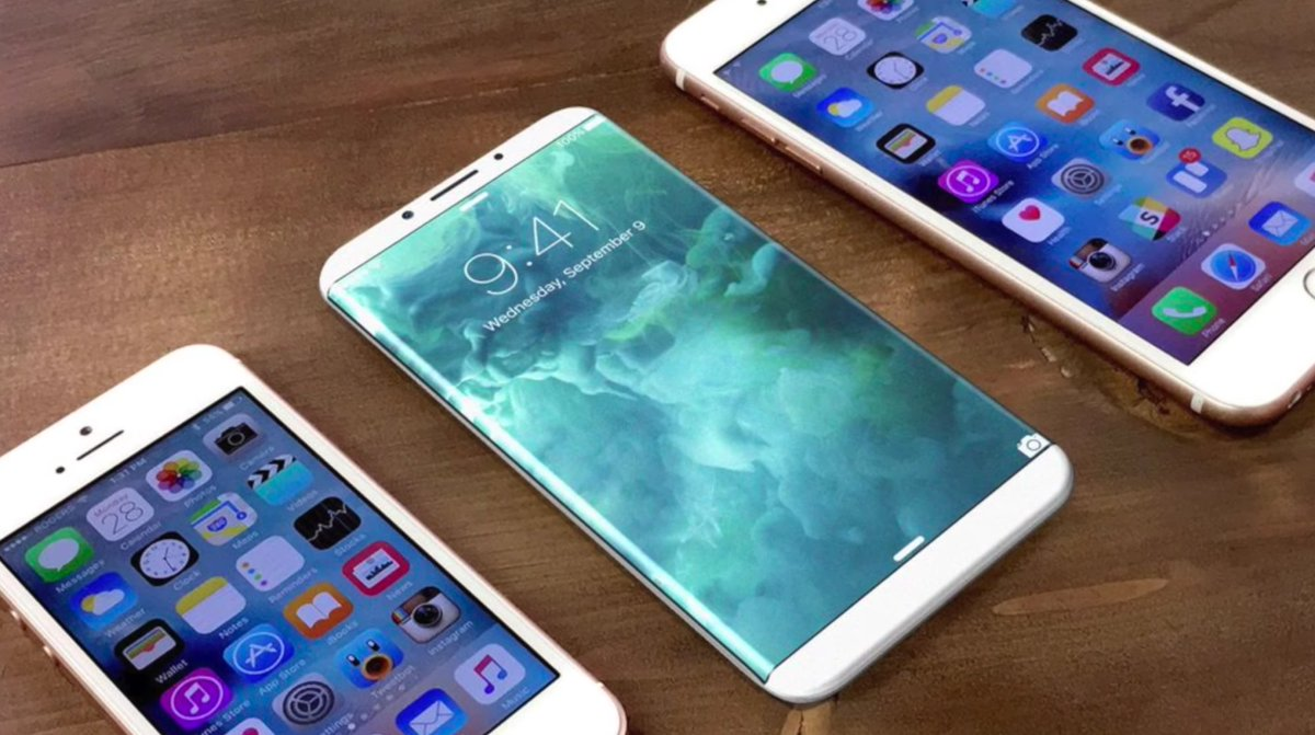 WSJ iPhone 8 to replace Lightning connector with a USB-C port, feature curved OLED screen