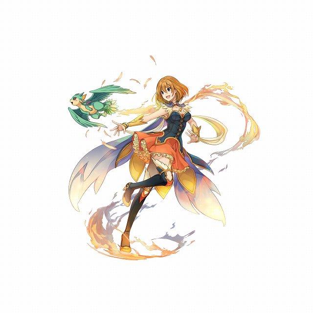 『エンドライド-X fragments-』美山加恋がボイスを担当するテレビアニメ版のヒロイン「アリシア」が登場  #エン