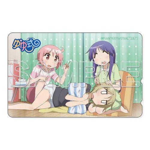 【誌上通販商品をご紹介!】『ゆゆ式』テレホンカード[1] -#yuyushiki