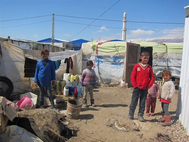 La ONU denuncia que los países más pobres acogen a la mayoría de los desplazados