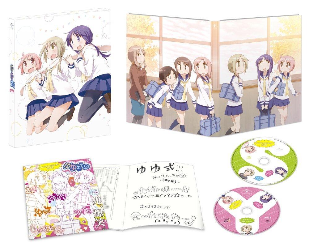 【朗報】OVA「ゆゆ式」初動で8000枚以上売れる