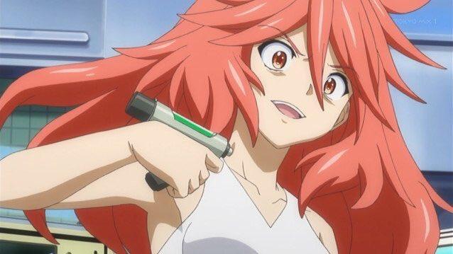 #このアニメ好きな人で何RTいけるか戦姫絶唱シンフォギア