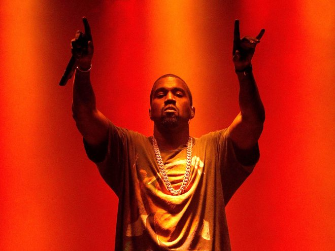 Kanye West shares a new 17-minute version of the song 'Bed':