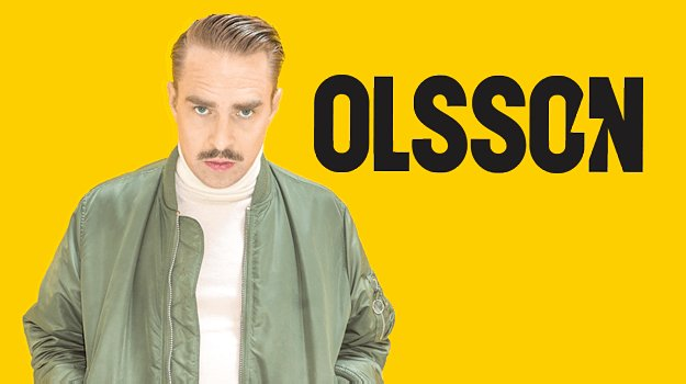 Swedish dance-pop OLSSON https://t.co/OxE1Sk7ZFy