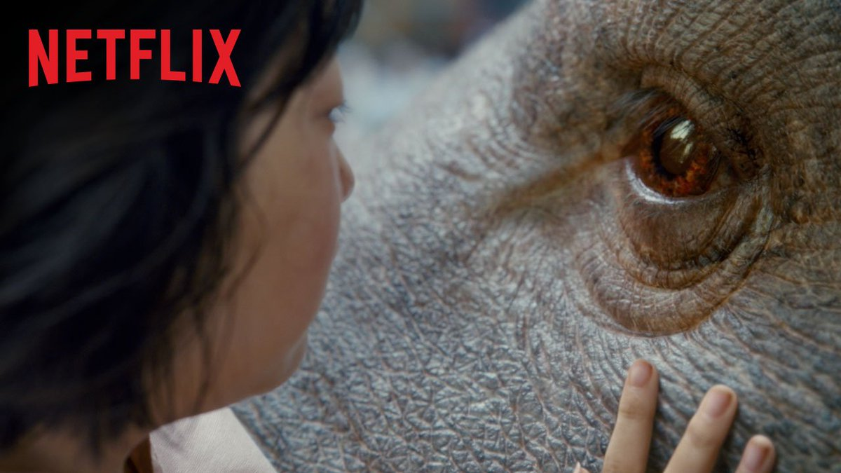 How far would you go for a friend? #Okja, a Netflix Original Film, arrives June 28.
