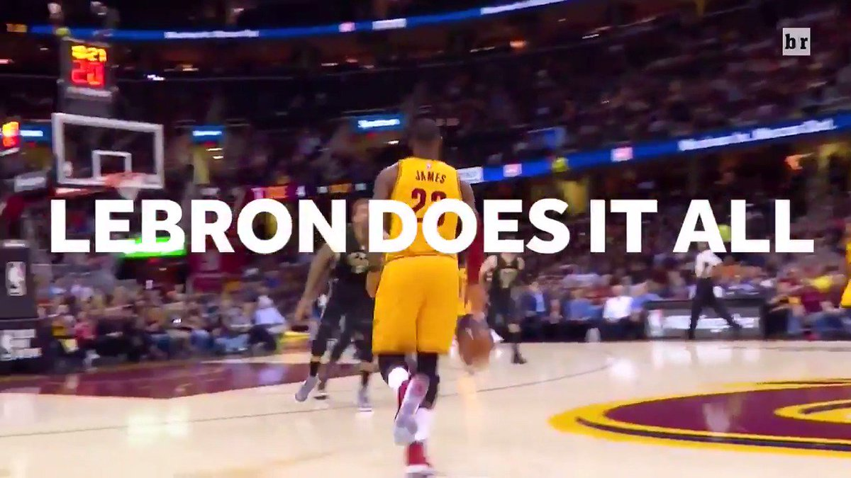 DeRozan's game-winner at MSG LeBron nearly grabbed a triple-doubleWhat a night in the NBA.