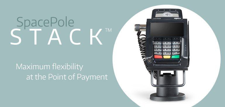 test Twitter Media - Introducing the SpacePole Stack-See why the NEW SpacePole Stack should be your #payment mounting solution #EMV #PCI  https://t.co/7uWjmmDCbA https://t.co/umJfzMYHR0