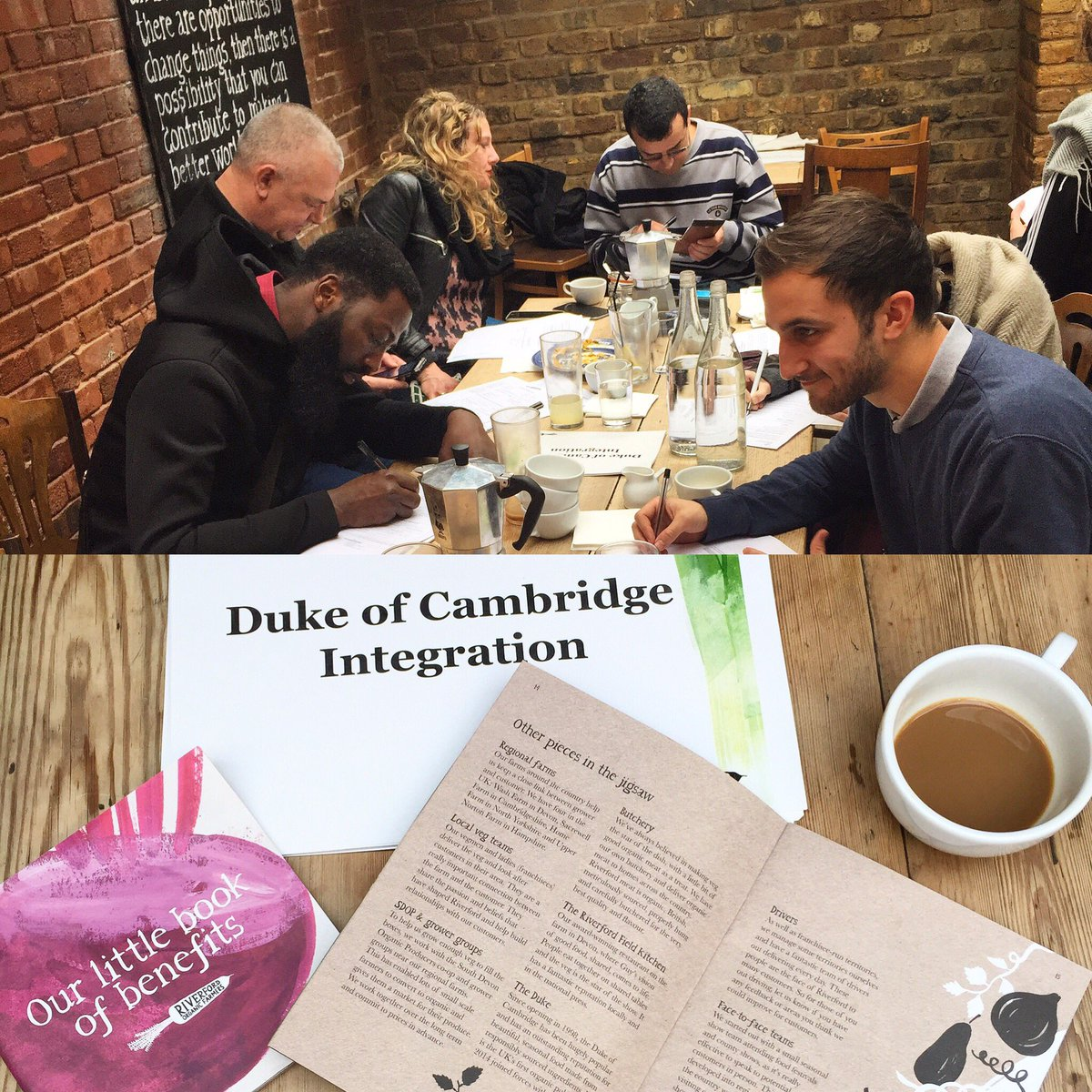 Duke of Cambridge London's most interesting gastropubs