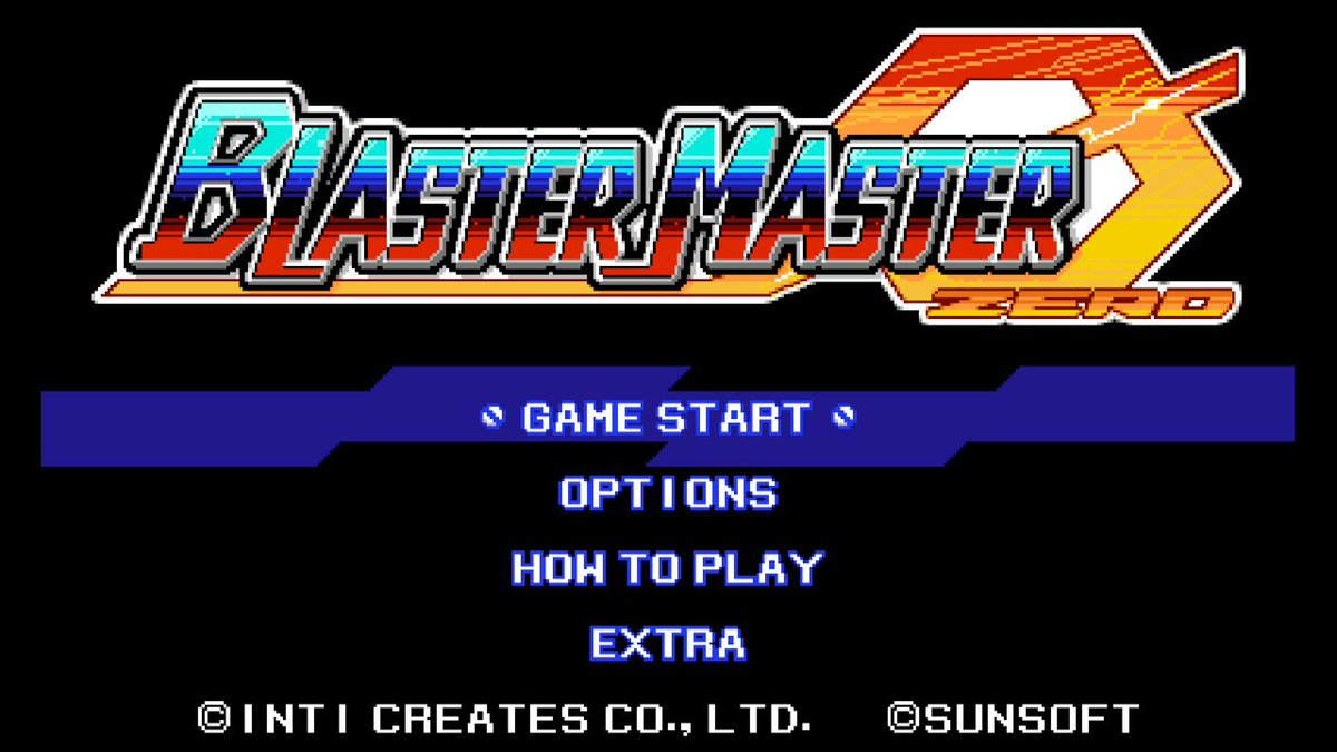 The legend returns! Blaster Master Zero launches exclusively on #NintendoSwitch and #Nintendo3DS, March 9.