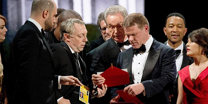All about the PwC accountant behind the Oscars' epic Best Picture disaster