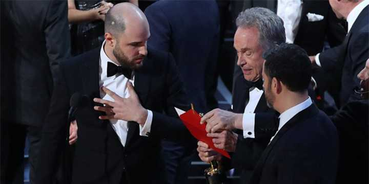 Warren Beatty's Oscars flub and more memorable awards mishaps that will live in TV infamy