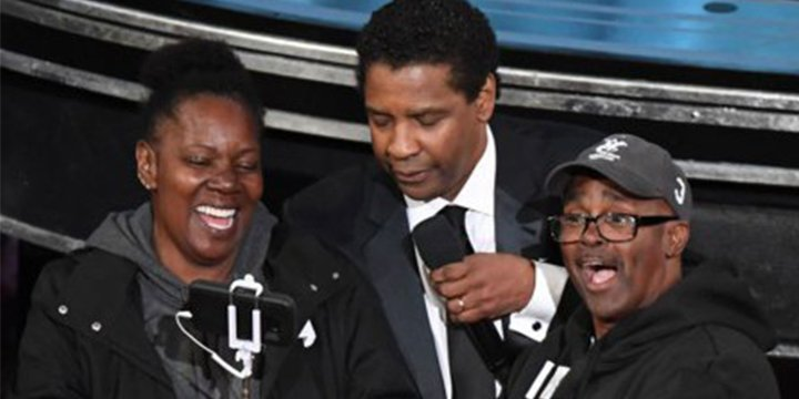 'Gary from Chicago' was released from prison 3 days before surprise Oscars appearance
