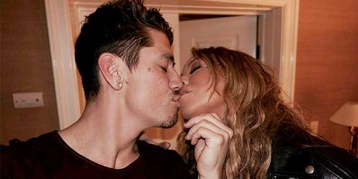 Mariah Carey kisses Bryan Tanaka in steamy Instagram photo