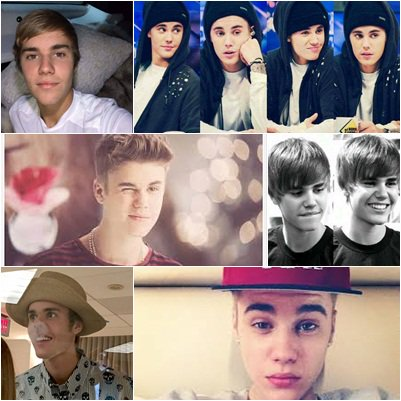 Happy Birthday    Justin Bieber                                    I    Love          You