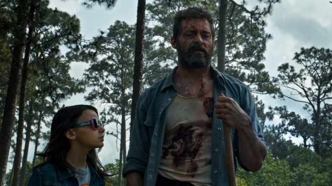 Will Logan be an Oscars contender? Ryan @VancityReynolds thinks so