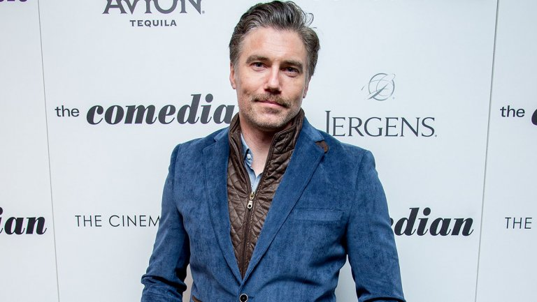 ABC's Marvel drama 'Inhumans' finds its Black Bolt in Anson Mount