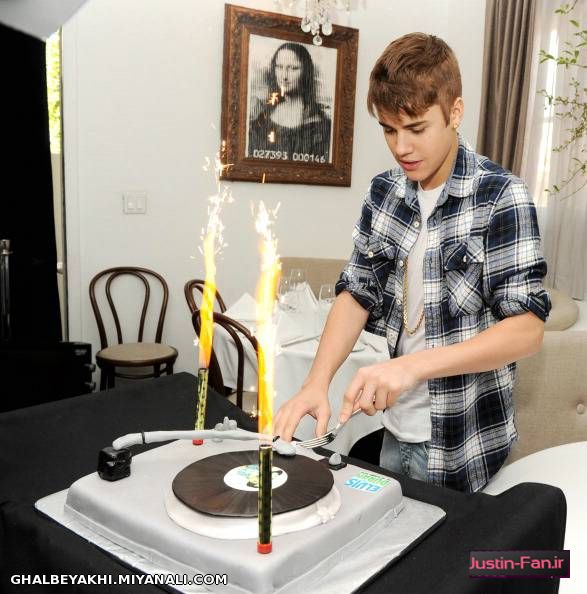 Happy birthday Justin Bieber Lots of love from the depth of my heart.