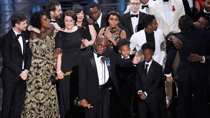 "Oscars wins ""do not mean that the diversity problem has been solved,"" says study author"