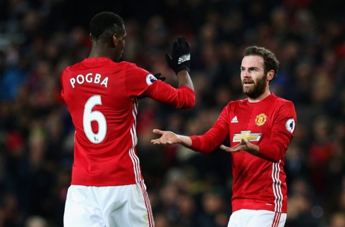 SPECIAL JUAN goes waaaay back into the archives to wish Paul Pogba a happy birthday