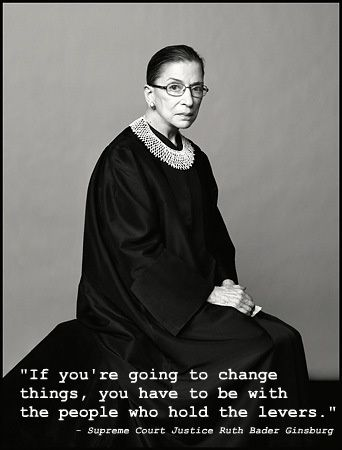 Happy 84th Birthday to a seriously nasty, badass, persistent woman - Ruth Bader Ginsburg!