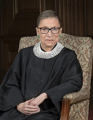 Happy Birthday Justice Ruth Bader Ginsburg. Stay notorious!
