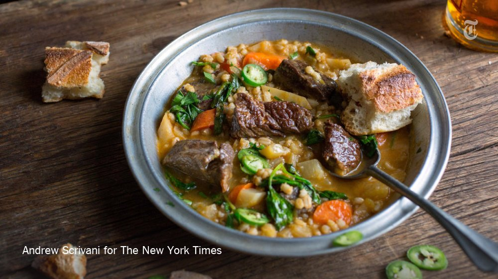 12 meals for the winter weary