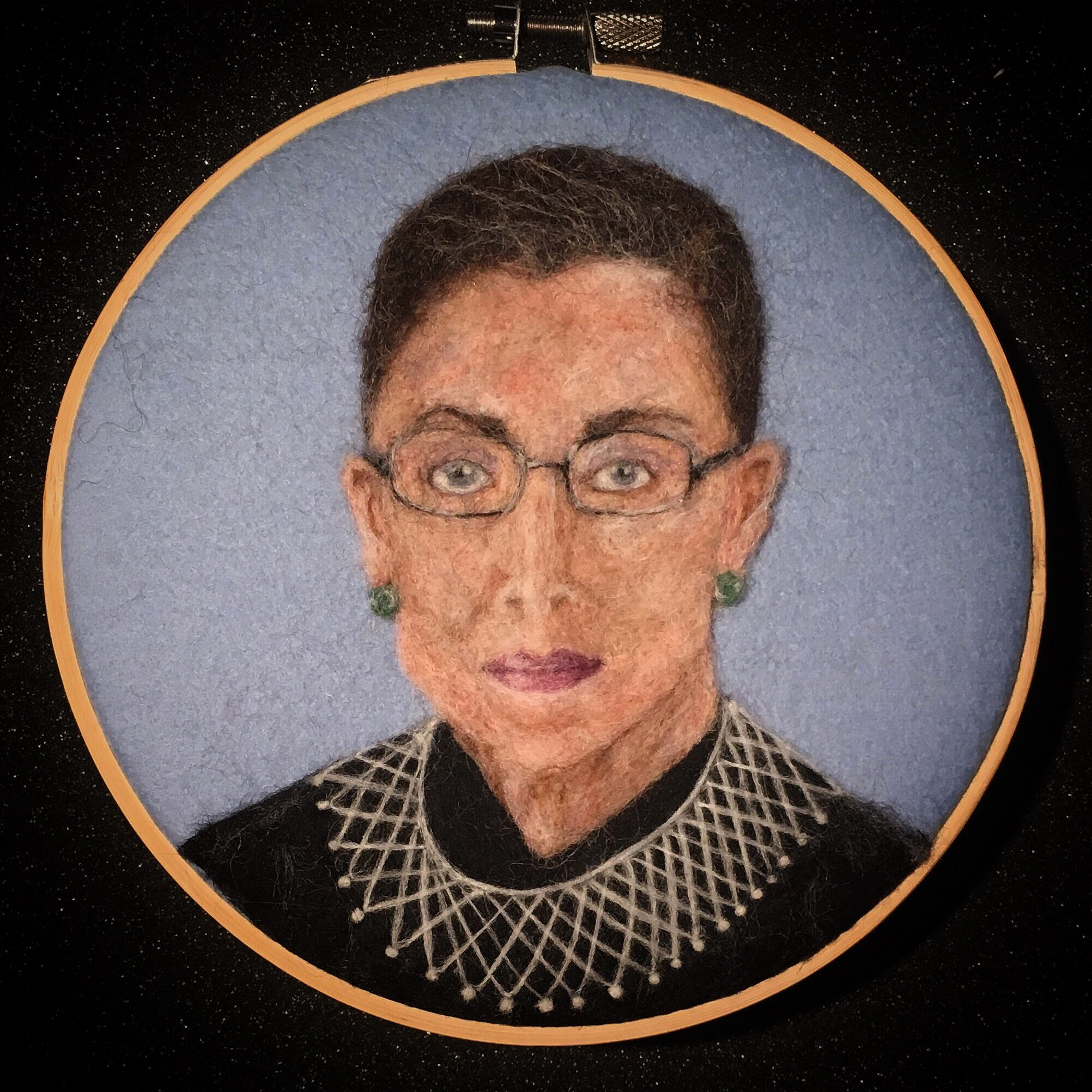Happy 84th birthday to Ruth Bader Ginsburg