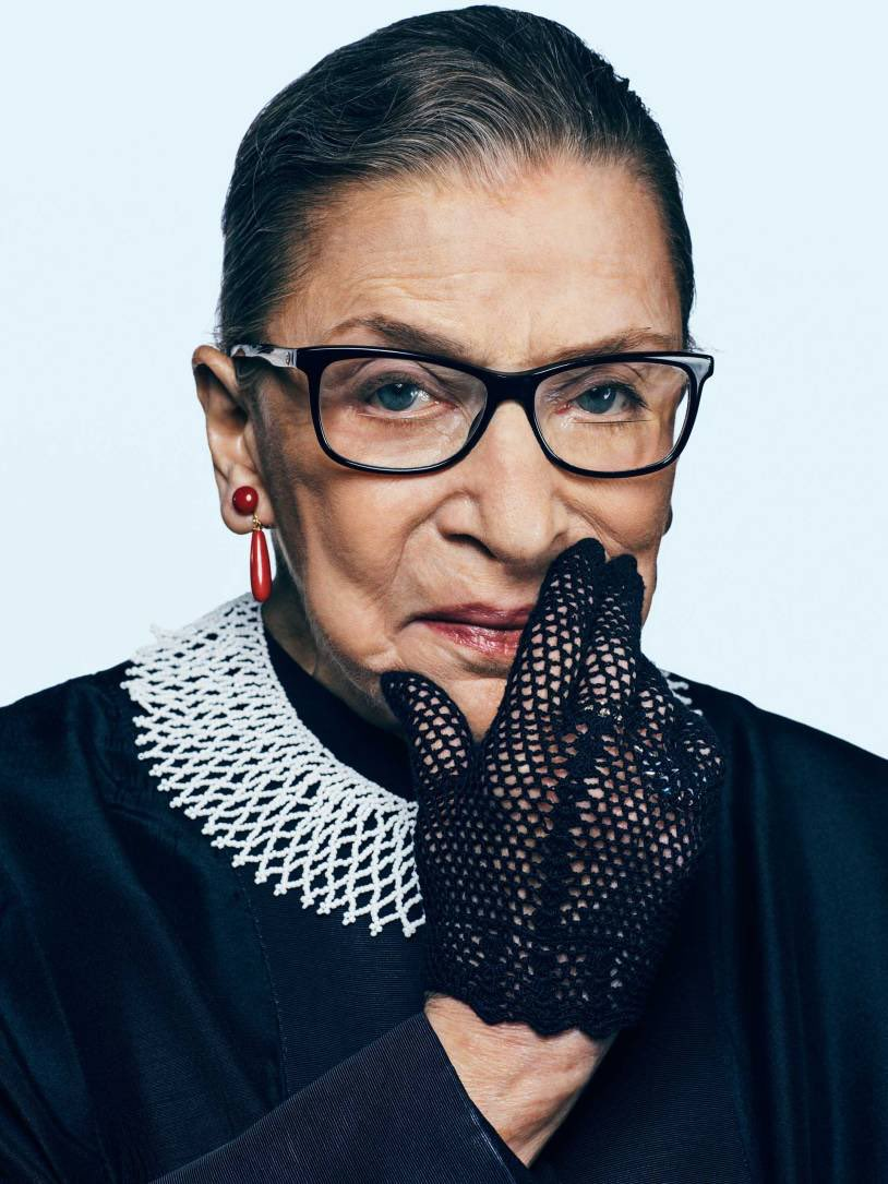 Please join me in wishing a very happy birthday to the indomitable Ruth Bader Ginsburg.