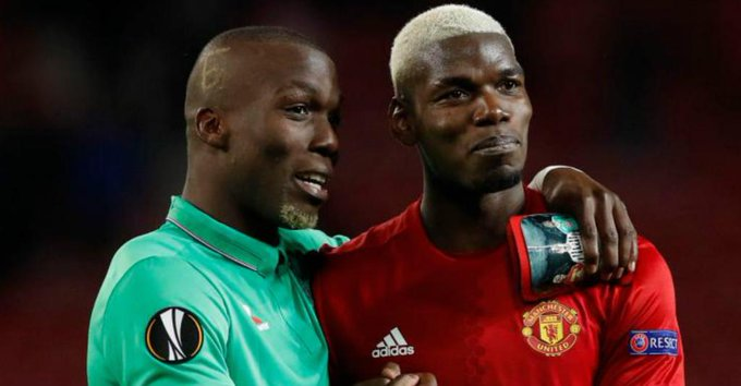 Paul Pogba\s brother posts birthday message - and reveals bizarre nickname