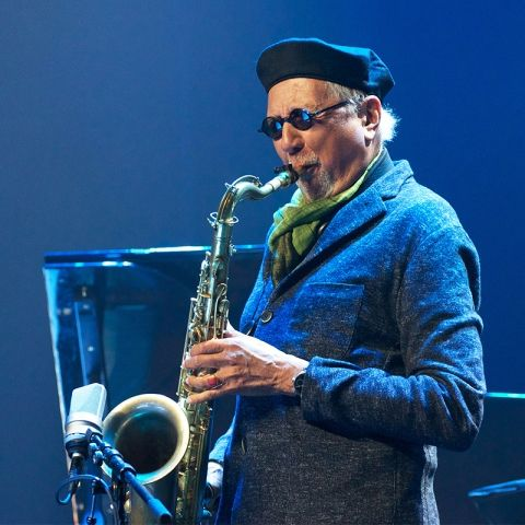 Happy birthday to tenor saxophonist Charles Lloyd!