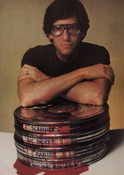 Happy Birthday to David Cronenberg.
