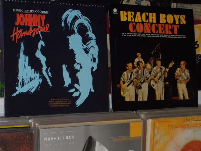 Happy Birthday to Ry Cooder & Mike Love of the Beach Boys