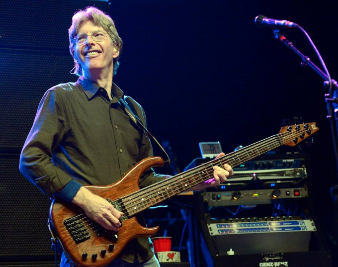 Happy Birthday to Phil Lesh of the Grateful Dead!