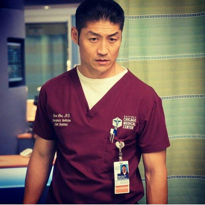 Happy birthday Brian Tee! Parabéns ao nosso Dr Choi