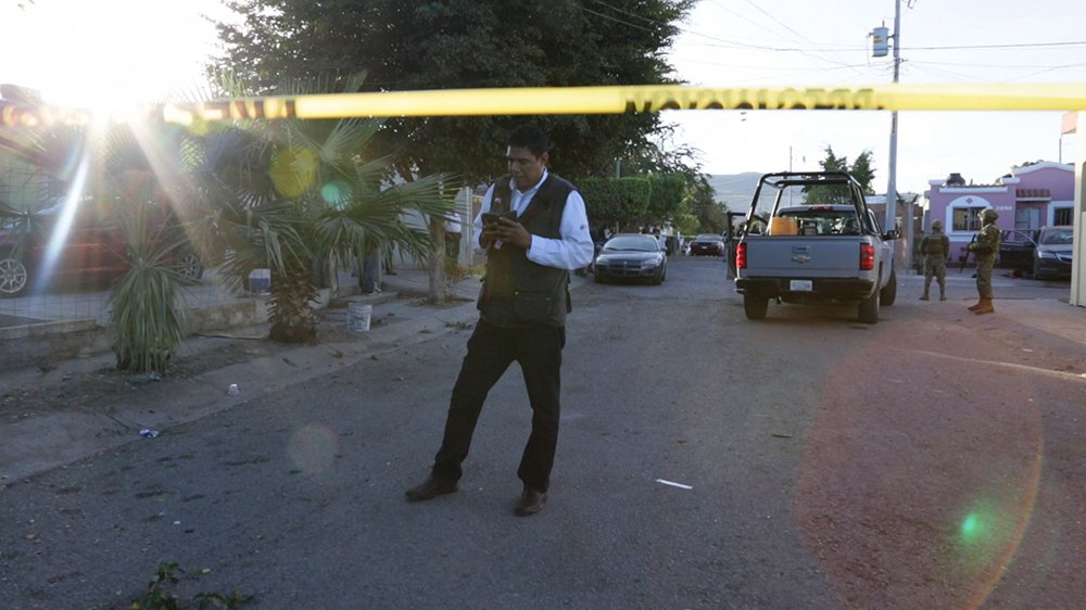 Here is what Mexico's 'war on drugs' looks like at the ground level