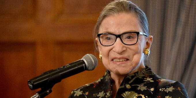 Happy 84th Birthday, Ruth Bader Ginsburg