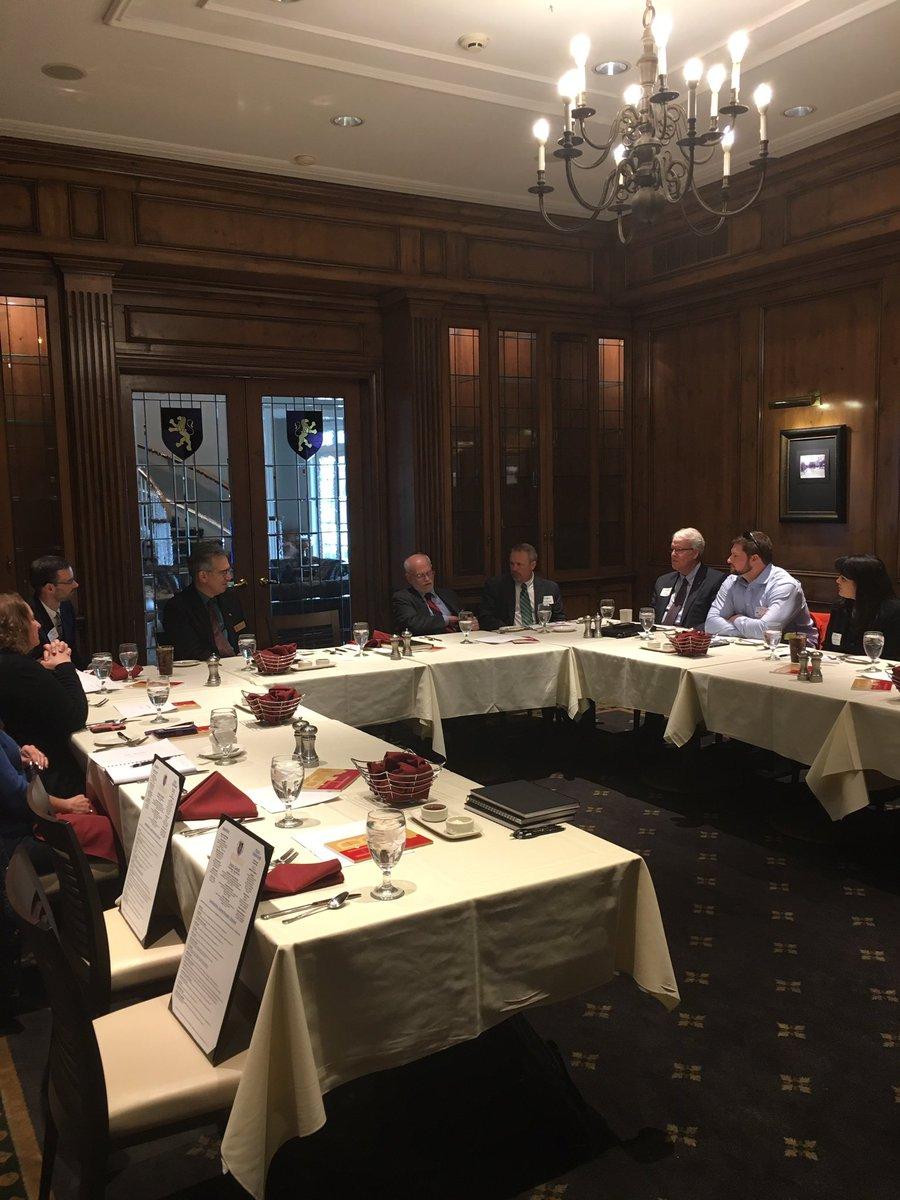 test Twitter Media - Terrific discussion @ParkvilleEDC @ParkvilleChamb HR roundtable. Thx @ParkUniversity Dr. Kleindl & Dr. Miceli for facilitating & sponsoring! https://t.co/HCQS0AFrCH