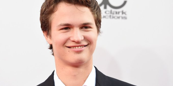 [MOMENT] Ansel Elgort ultah ke-22 tahun pemain the Fault in Our Stars. Happy birthday