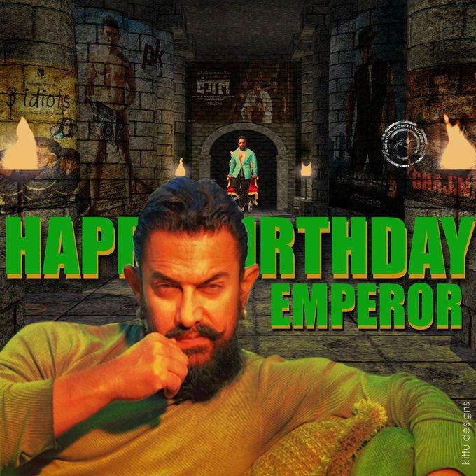 Happy Birthday God of Indian cinema sir.