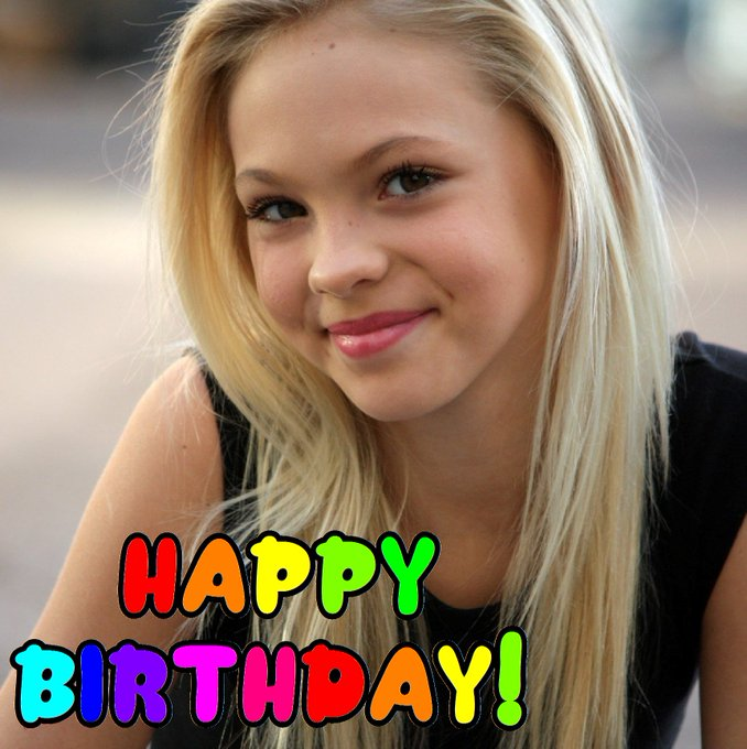 Happy Birthday Jordyn Jones!