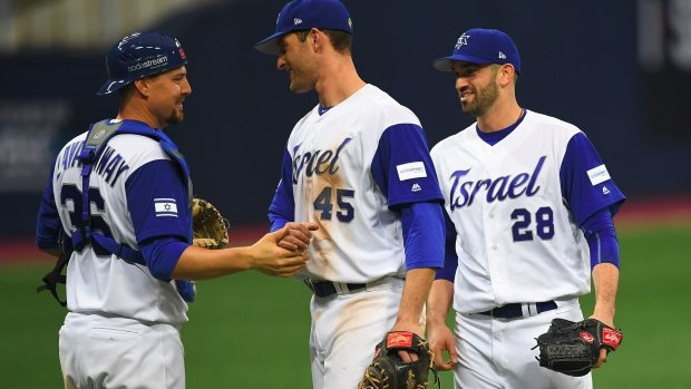 Israel's tiny baseball program winning attention at WBC