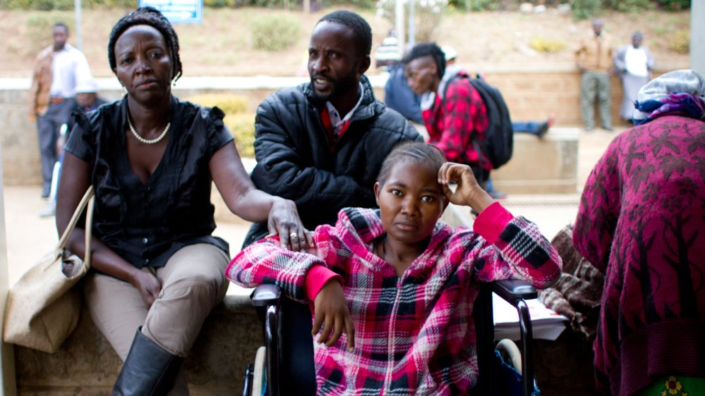 """""""Our hospitals are not for life. They're for death.""""  The victims of Kenya's doctors strike"""
