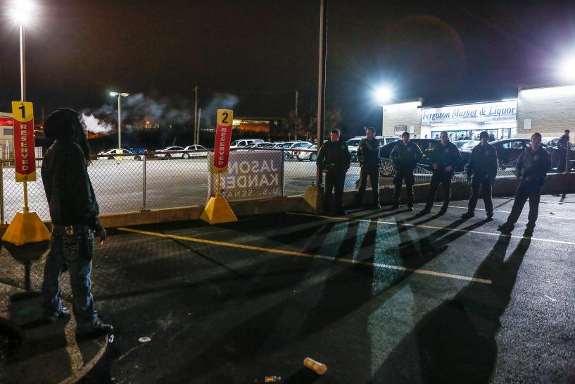 Video poses new questions about 2014 Ferguson police shooting