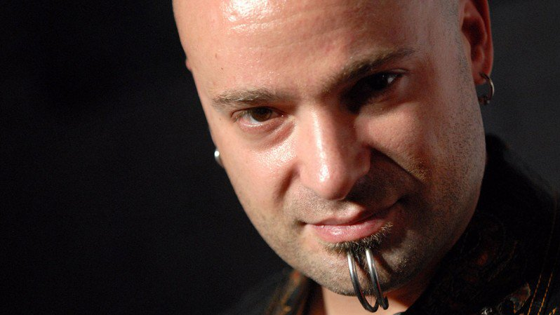 Happy 44th birthday to David Draiman  by via