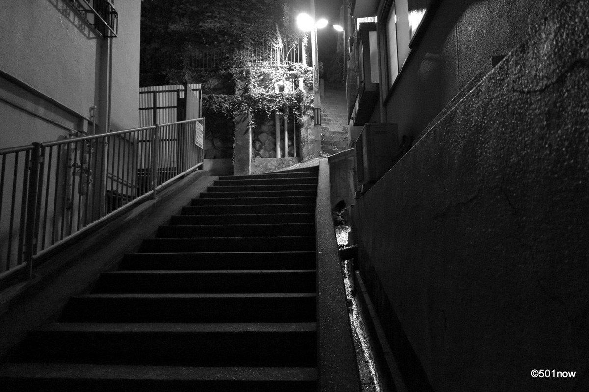 『住宅地の階段 #2』#写真撮ってる人と繋がりたい#写真好きな人と繋がりたい#ファインダー越しの私の世界#写真 #カメラ