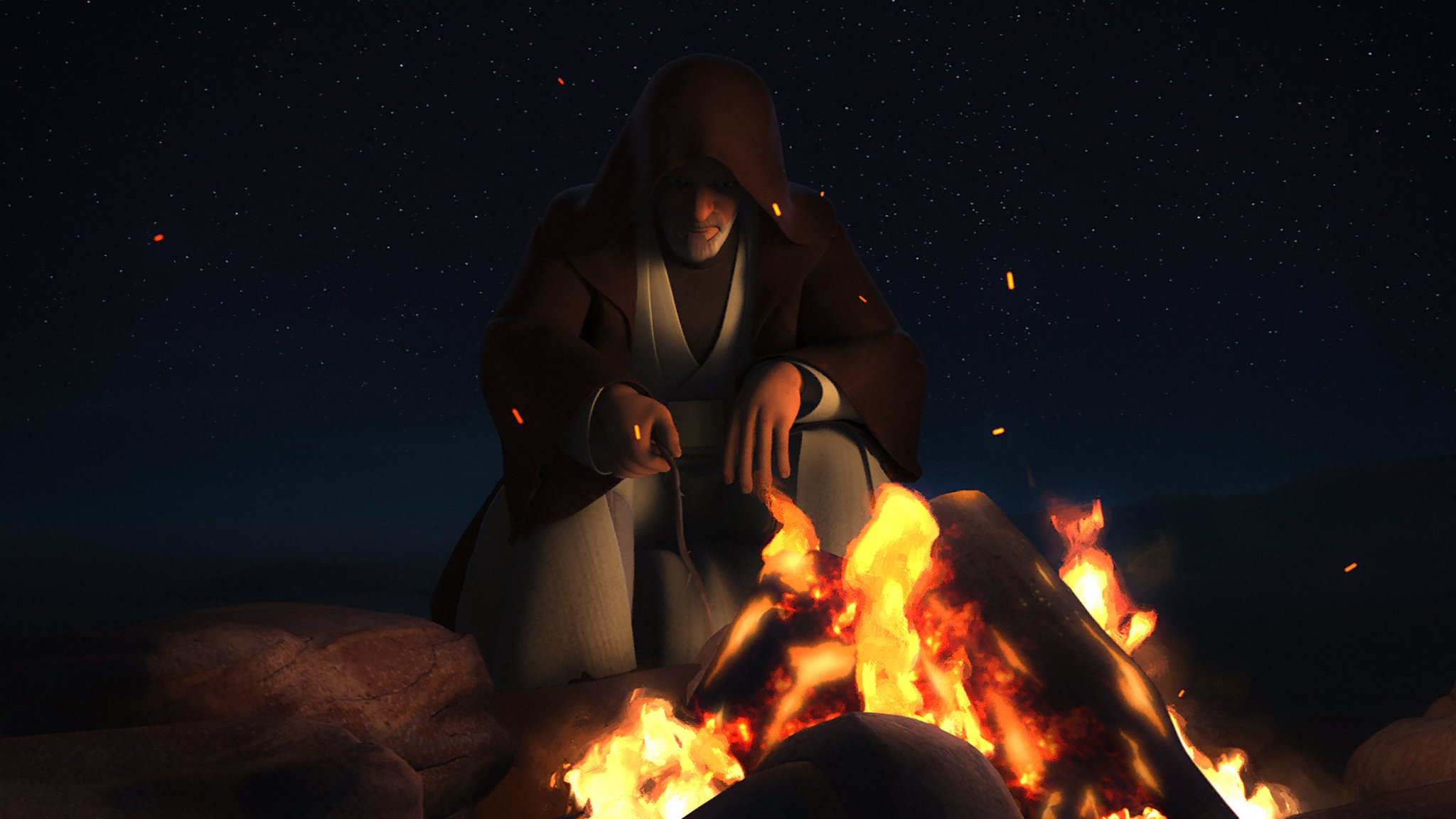 I'm excited/nervous/thrilled for this Saturday's #starwarsrebels! https://t.co/6xHcO2v4N3