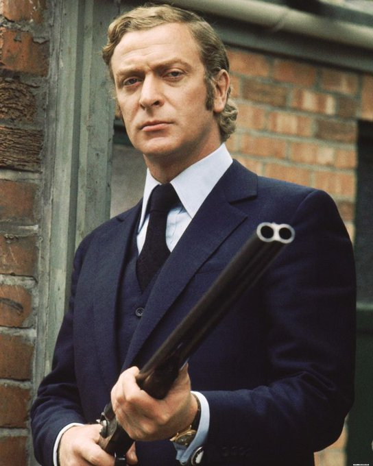 Michael Caine is 84 today, Happy Birthday Michael!