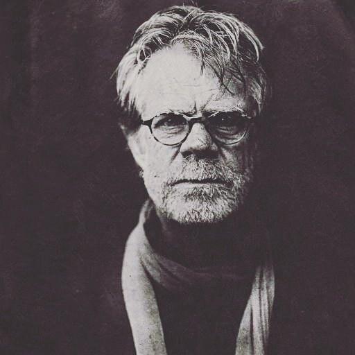 Happy birthday to William H. Macy! 67 years old today! A great actor and artist!