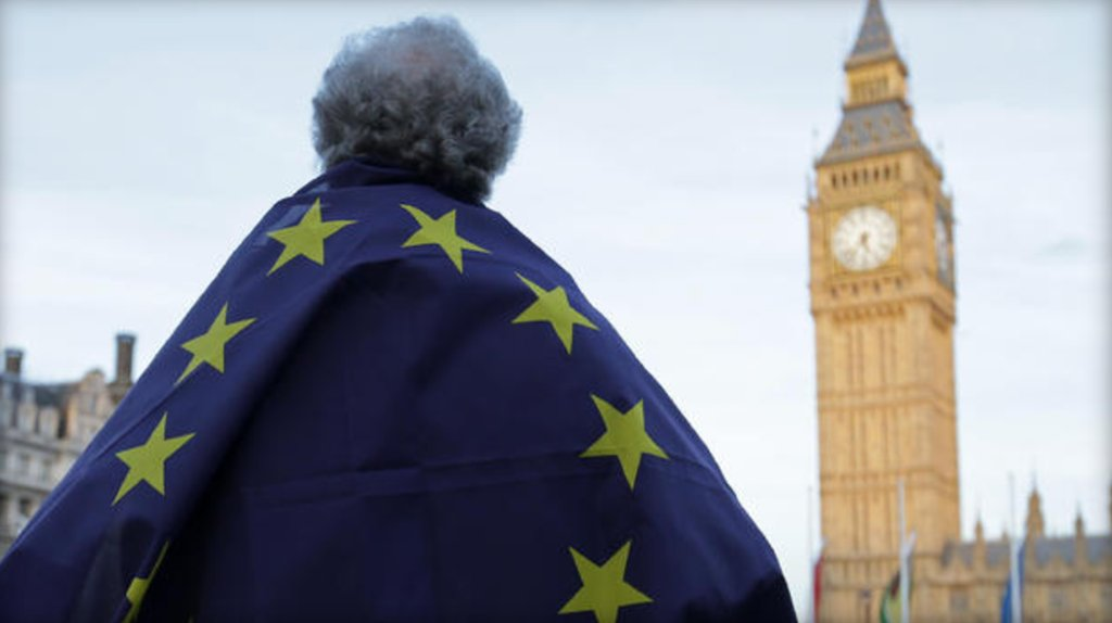 Britain lurches closer to leaving the European Union: